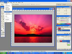 Reduce your image size without losing quality of the picture of web page/ Facebook etc